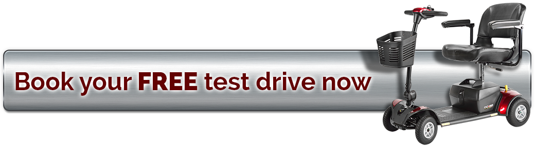 Book your free test drive
