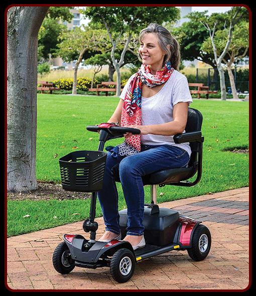 Go-Go Elite Traveller HD Scooter